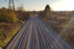 Two new railway lines into Bristol Temple Meads completed to help improve passenger journeys - photo Network Rail