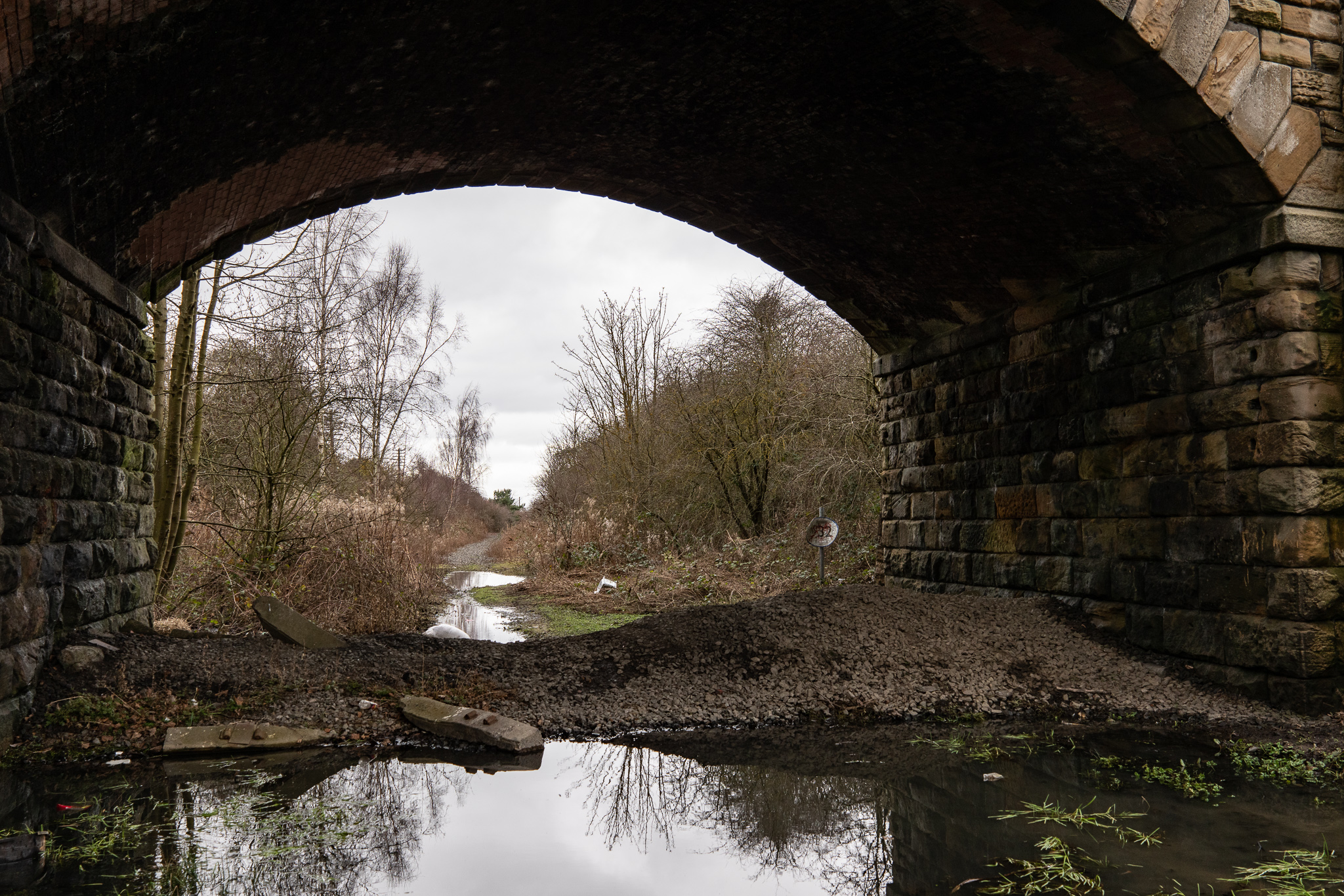 Leamside Road Bridge